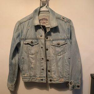 Abercrombie denim jacket. Small. Vintage so cute